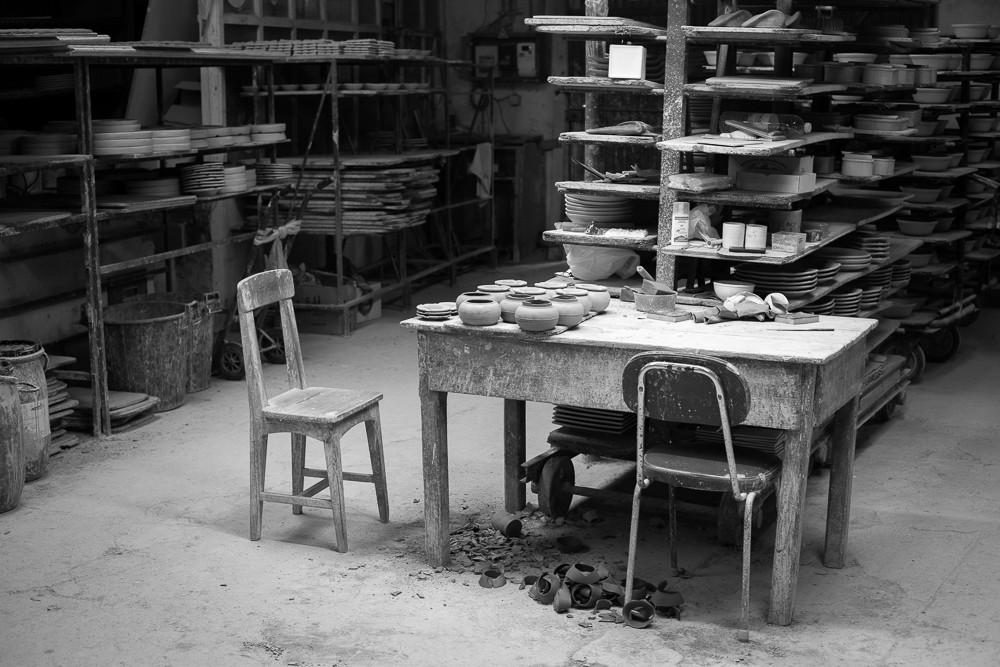 Azulejo factory Aveiro