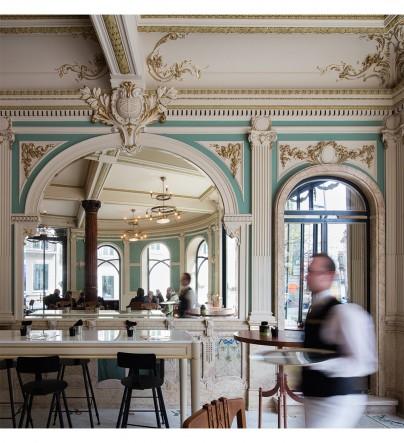 A Brasileira Hotel - Fotografia de arquitectura