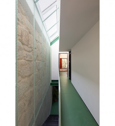 Interior house skylight